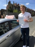 Ollie Armitage passed with Horsforth Driving School
