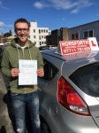 Seb Smith passed with Horsforth Driving School