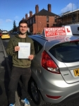 Stephen Hopkinson passed with Horsforth Driving School