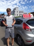 Luke Townend passed with Horsforth Driving School