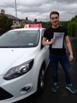 Dominic Gorsdens passed with Horsforth Driving School