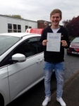 Oli Brooksbank passed with Horsforth Driving School