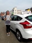Georgina Annett passed with Horsforth Driving School