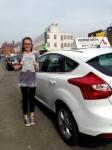 Georgina Annett passed with Horsforth Driving School