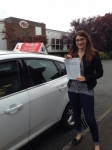 Holly Parsons passed with Horsforth Driving School