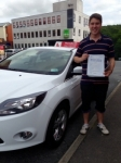 Colin Schofield passed with Horsforth Driving School