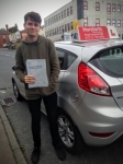 Joel Walsh passed with Horsforth Driving School
