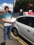 Scott Harrison passed with Horsforth Driving School