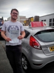 Evan Davies passed with Horsforth Driving School