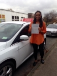 Kahlea Tomlinson passed with Horsforth Driving School