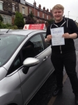 Luke Spendlove passed with Horsforth Driving School