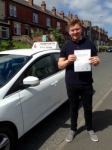 Ben Nowell passed with Horsforth Driving School