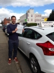 Will Portch passed with Horsforth Driving School