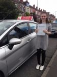 Stephanie Mallet passed with Horsforth Driving School