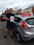 Dan Waite-Pullan passed with Horsforth Driving School