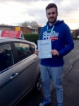 Sean Stobbs passed with Horsforth Driving School