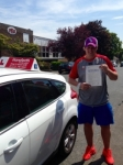 Dave Walker passed with Horsforth Driving School