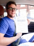 Kestutis Cepas passed with IN2GEAR Stafford