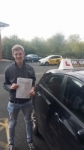 Felix Tubbs passed with IN2GEAR Stafford