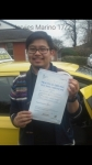 Jervies Marino passed with IN2GEAR Stoke