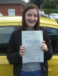 Carly Seaton passed with IN2GEAR Stoke
