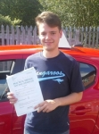 Jacques Dunn passed with IN2GEAR Stoke