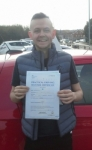Daniel Brian passed with IN2GEAR Stoke