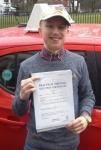 Joe Ellis passed with IN2GEAR Stoke
