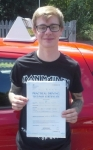 Sam Shutt passed with IN2GEAR Stoke