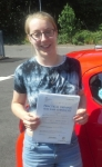 Kathryn Hodgetts passed with IN2GEAR Stafford