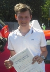 Sean Goodhall  passed with IN2GEAR Stafford