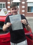 Jay Ford  passed with IN2GEAR Stoke