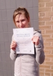 Ewelina Potoezna passed with IN2GEAR Stoke