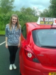 Alannah Greenway passed with IN2GEAR Stafford