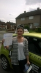 Alisha Simpkins passed with IN2GEAR Stafford