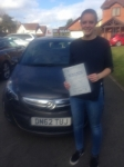 Becky passed with IN2GEAR Stafford