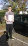Ben Scott passed with IN2GEAR Stafford