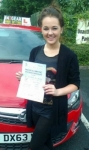 Beth Hendley passed with IN2GEAR Stafford