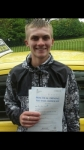Billy Eughes passed with IN2GEAR Stoke