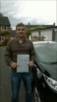 Borys Arshenskyy passed with IN2GEAR Stafford
