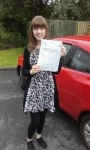 Catherine Harris passed with IN2GEAR Stafford