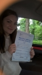 Charlotte Smith passed with IN2GEAR Stoke