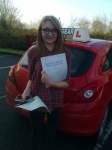 Clare Lent passed with IN2GEAR Stafford