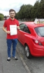 Conor Norton passed with IN2GEAR Stafford