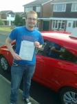 Dan Lowe passed with IN2GEAR Stafford
