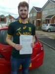 Daryl Fox passed with IN2GEAR Stafford