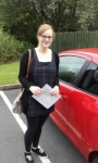 Evie Kent  passed with IN2GEAR Stafford
