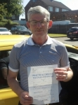 Graham Smith passed with IN2GEAR Stoke