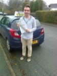 Hadley Taylor passed with IN2GEAR Stafford