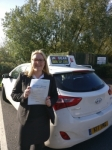 Lulu passed with IN2GEAR Stafford